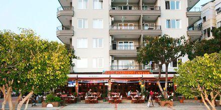 Hotell Havana Apart i Alanya Turkiet.