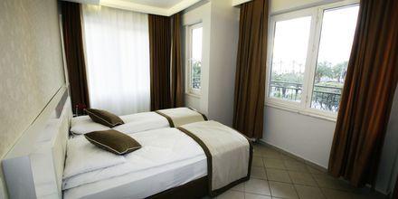 Två- och trerumslägenhet på hotell Havana Apart i Alanya Turkiet.