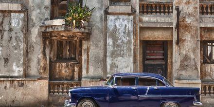 Havanna på Kuba.