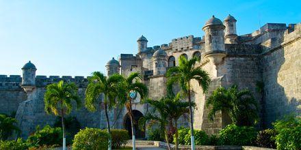 Slottet Los Tres Reyes Magos del Morro.