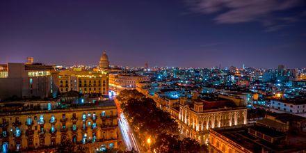 Havanna by night.