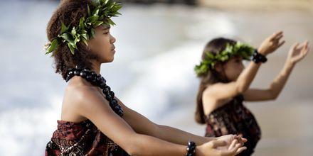 Huladansen har varit en del av kulturen på Hawaii i hundratals år.