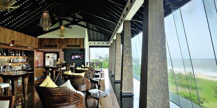 See Lounge på hotell Heritance Negombo på Sri Lanka.