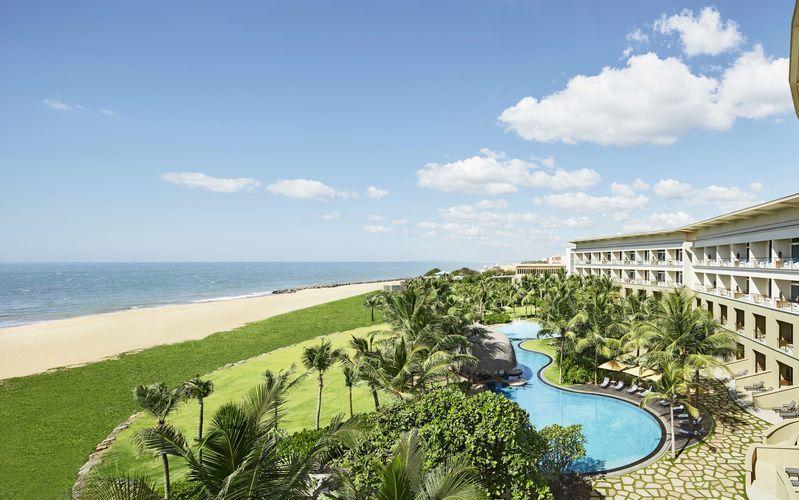 Hotell Heritance Negombo på Sri Lanka.