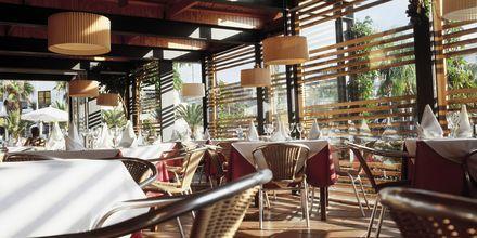 Restaurangen på hotell HG Tenerife Sur i Los Cristianos, Teneriffa.