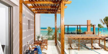 Juniorsviter deluxe på hotell High Beach, Kreta.