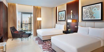 Tvårumslägenhet på Hilton Doha The Pearl Residences i Doha, Qatar.