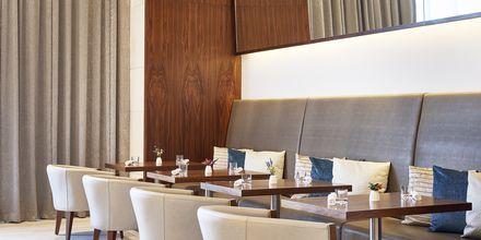 Restaurang The Cafe på Hilton Dubai al Habtoor City i Dubai.