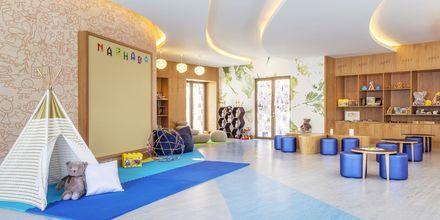 Barnklubb på hotell Hilton Dubai al Habtoor City i Dubai.
