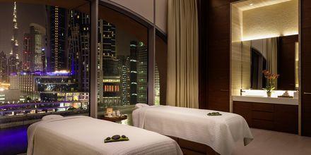Spa på hotell Hilton Dubai al Habtoor City i Dubai.