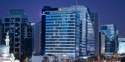 Hotell Hilton Dubai Creek i Dubai, Förenade Arabemiraten.