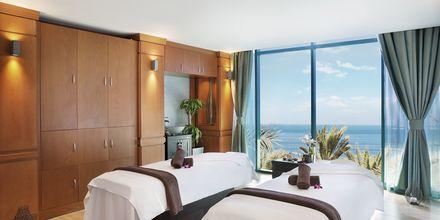 Spa på hotell Hilton Dubai Jumeirah i Dubai, Förenade Arabemiraten.
