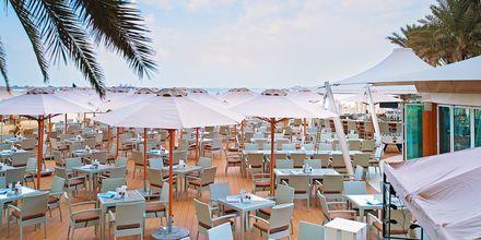 Restaurang Wavebreaker på hotell Hilton Dubai Jumeirah i Dubai, Förenade Arabemiraten.