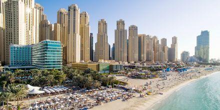 Hotell Hilton Dubai Jumeirah i Dubai, Förenade Arabemiraten.