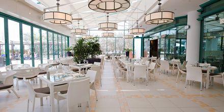Restaurang Oceana på hotell Hilton Dubai Jumeirah i Dubai, Förenade Arabemiraten.