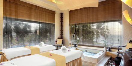 Spa på Hua Hin Hilton Resort & Spa, Thailand.
