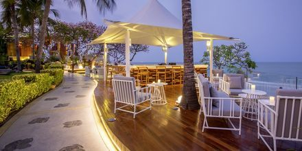 Chay Had Restaurant Lounge på Hua Hin Hilton Resort & Spa, Thailand.