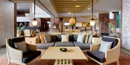 Lobbyn på Hua Hin Hilton Resort & Spa, Thailand.