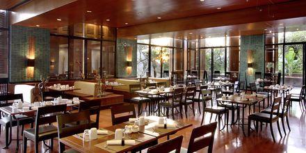Bufférestaurangen på Hua Hin Hilton Resort & Spa, Thailand.