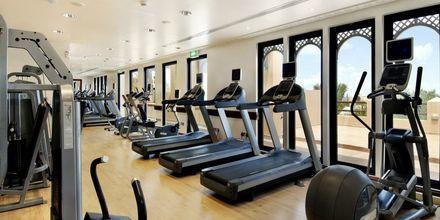 Gym på hotell Hilton Ras Al Khaimah Resort & Spa.