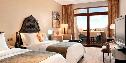Deluxerum på hotell Hilton Ras Al Khaimah Resort & Spa.