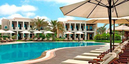 Pool på hotell Hilton Ras Al Khaimah Resort & Spa.