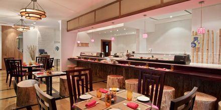 Restaurang Al Bahar på hotell Hilton Ras Al Khaimah Resort & Spa.