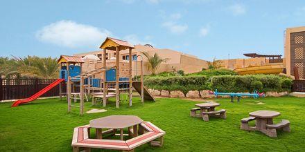 Lekplats på hotell Hilton Ras Al Khaimah Resort & Spa.