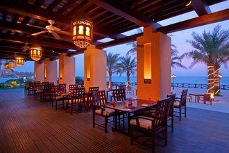 Restaurang Asia på hotell Hilton Ras Al Khaimah Resort & Spa.