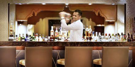 X.O Bar på hotell Hilton Ras Al Khaimah Resort & Spa.