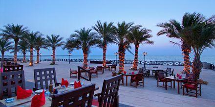 Restaurang Pura Vida på hotell Hilton Ras Al Khaimah Resort & Spa.