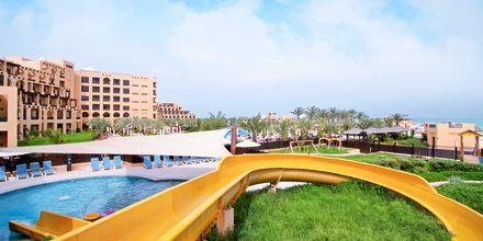 Barnpool på hotell Hilton Ras Al Khaimah Resort & Spa.