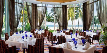 Restaurang Shebas på Hilton Salalah Resort, Oman.