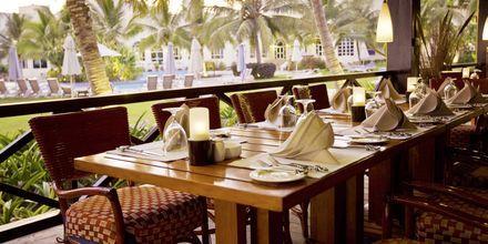 Restaurang Palm Cove på Hilton Salalah Resort, Oman.