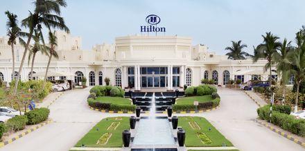 Hotell Hilton Salalah Resort, Oman.