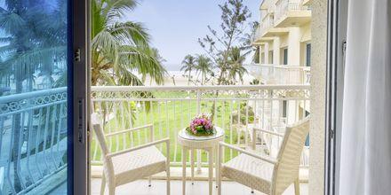 Balkong på Hilton Salalah Resort, Oman.