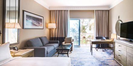 Deluxerum på hotell Hilton Salalah Resort, Oman.