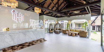 Lobby på Hive Khaolak Beach Resort, Thailand.