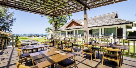 Restaurang på Hive Khaolak Beach Resort, Thailand.