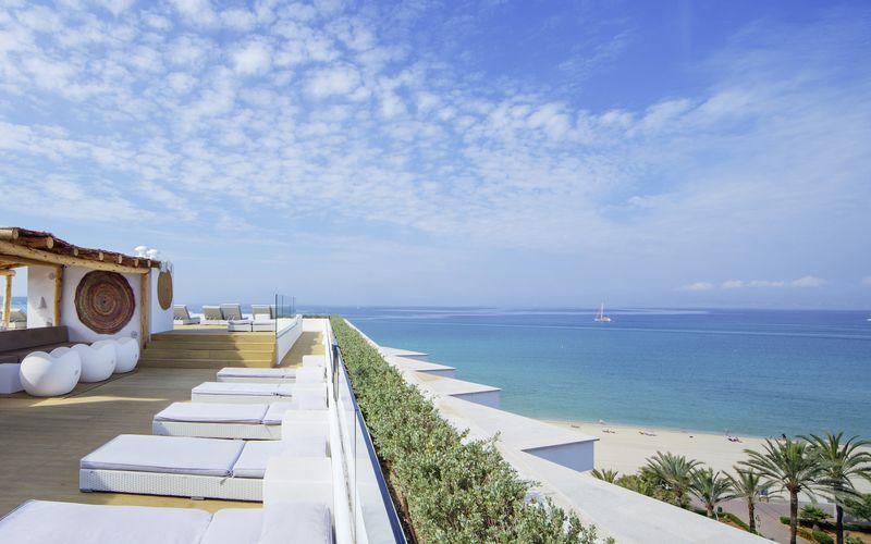 Hotell HM Tropical, Ca'n Pastilla, Mallorca.