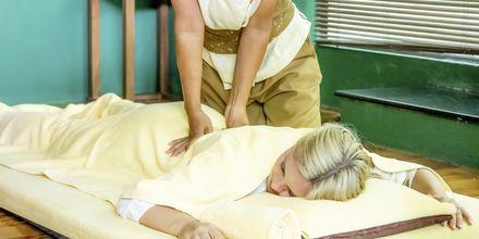 Massage på Horizon Karon Beach Resort Club Wing, Phuket, Thailand.