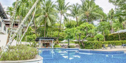 Poolen på Horizon Karon Beach Resort Family Wing, Phuket, Thailand.