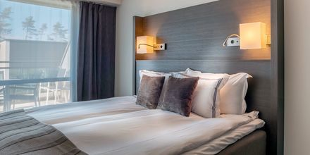 Hotel Riviera Strand - vinter