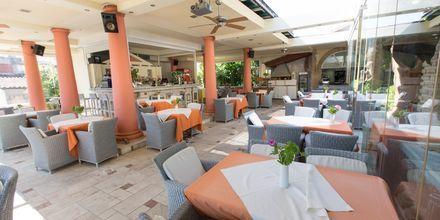 Restaurangen på Hotel Sivota i Sivota, Grekland.