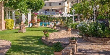 Hotel Sivota i Sivota, Grekland.