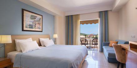 Dubbelrum på Hotel Sivota i Sivota, Grekland.