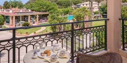 Familjerum på Hotel Sivota i Sivota, Grekland.