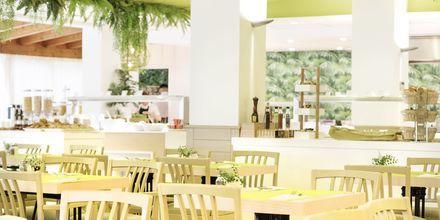 Restaurang på Houm Plaza Son Rigo, Playa de Palma, Mallorca.
