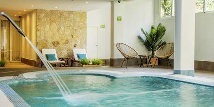 Inomhuspool/spa på Houm Plaza Son Rigo, Playa de Palma, Mallorca.