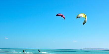 I Hurghada finns flera roliga vattensporter att testa på.